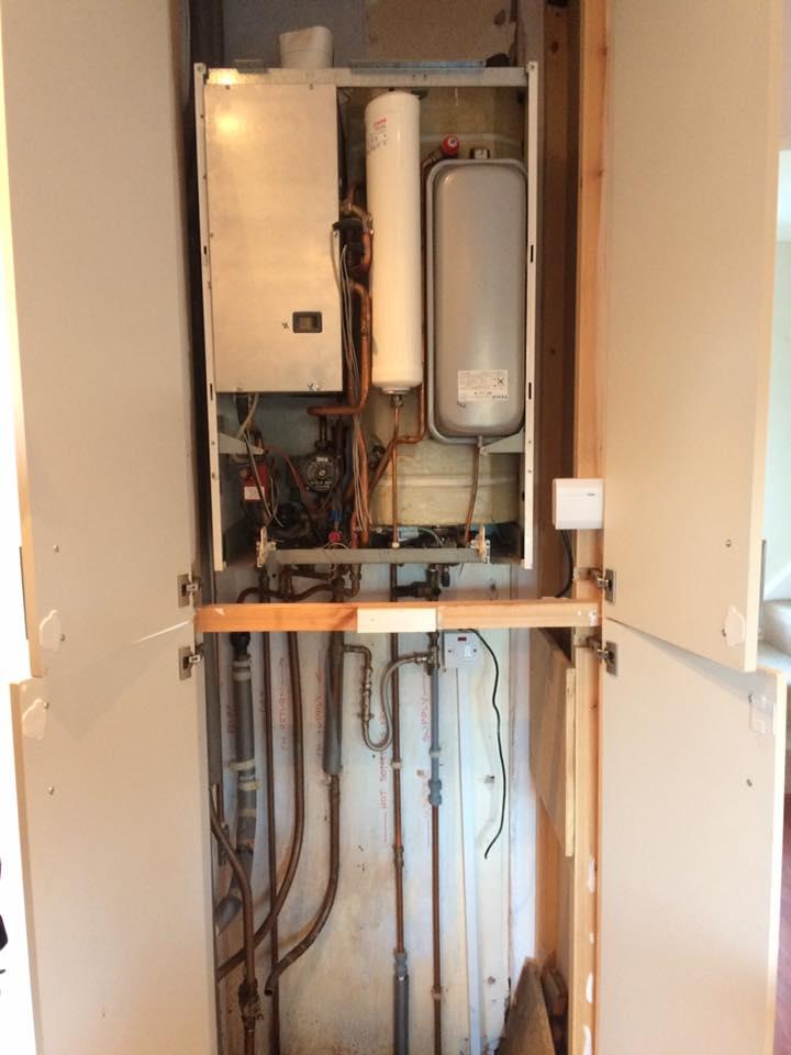 Old Boiler Leeds - Taylor Gas Services (Leeds)